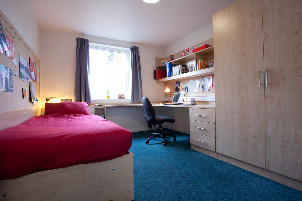 Demand Exceeding Availability for Student Properties