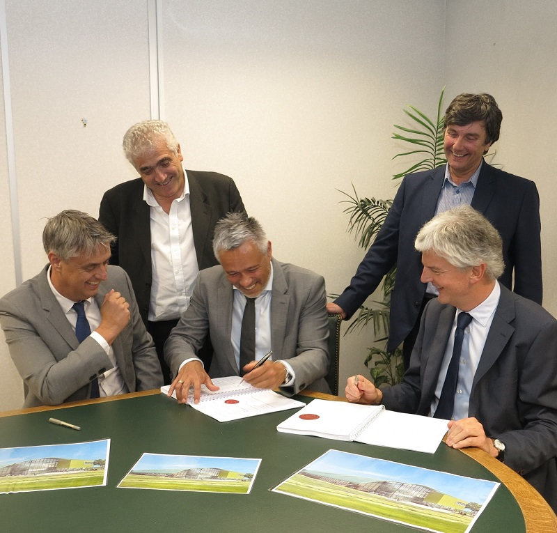 Merton Council Signed a Contract With Pellikaan Construction Ltd