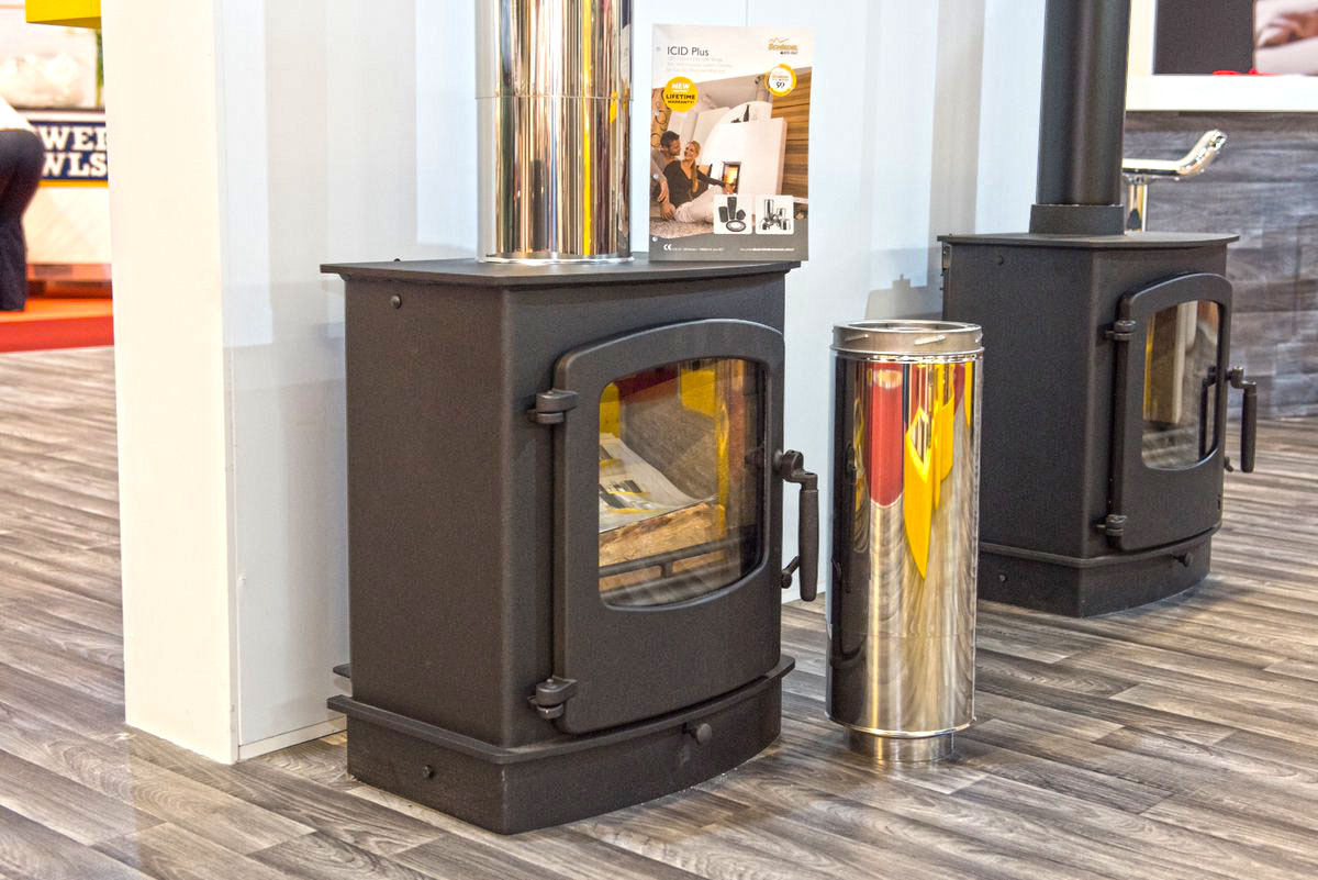 Schiedel wins Best Flueing and Ventilation Product at Hearth & Home