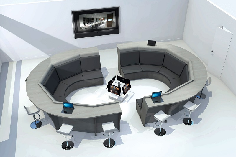 Axeos Unveiled Their New Range of Conference Tables
