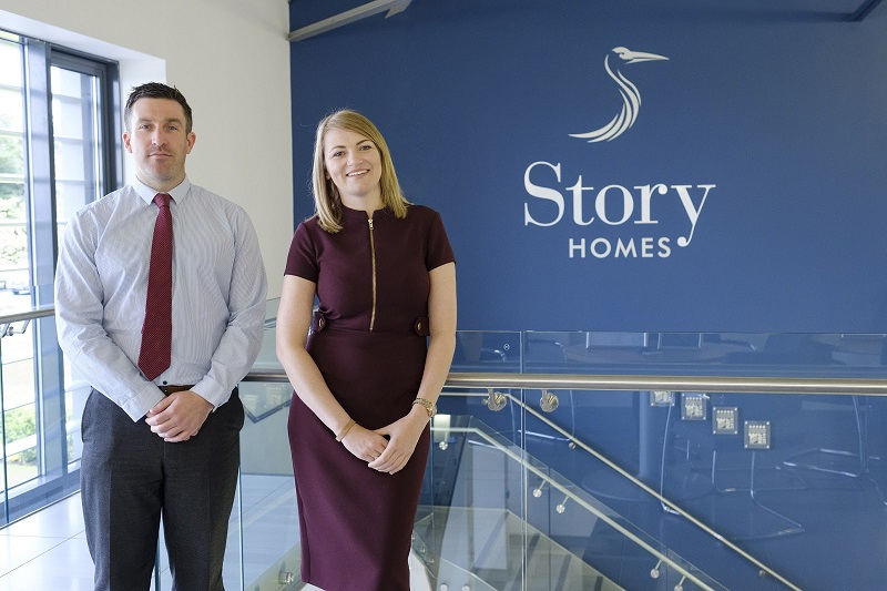 Story Homes Has Made Two Senior Appointments