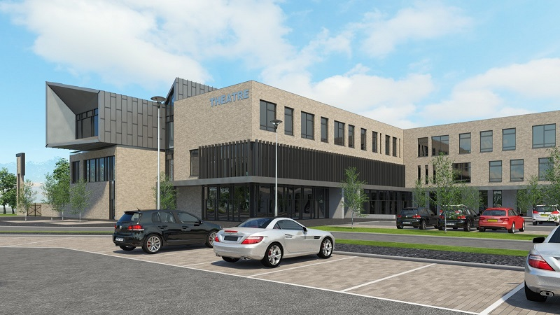 Agreement Has Been Reached for the Development of the Cumbernauld Community Campus