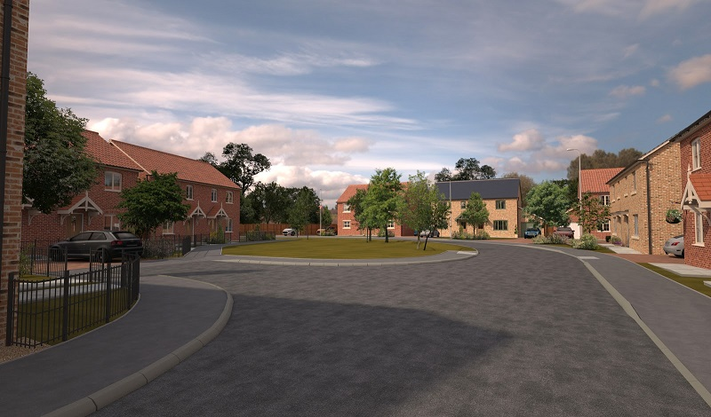Focus Consultants Working on a Development Which Will Create 22 New Homes