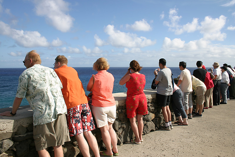 Tourists Stopping to Relieve Themselves Can Boost the Local Visitor Economy