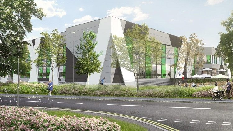 Development of a New Public Leisure Centre Has Been Approved in Surrey