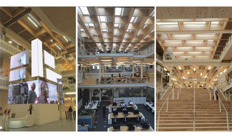 Sky Central Wins Best Workplace in UK at BCO Awards