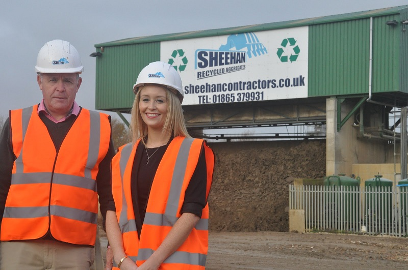 Recycling Landmark Reached by The Sheehan Group