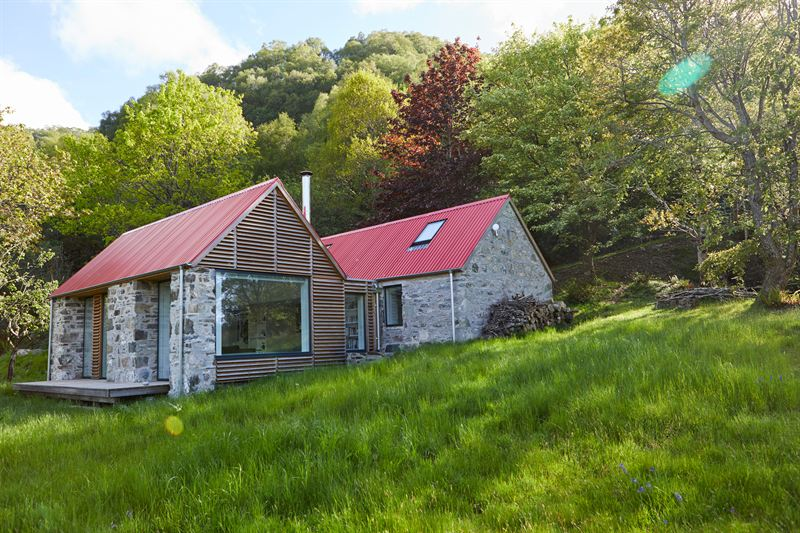 The Fernaig Cottage Nominated for RIBA House of the Year 2017