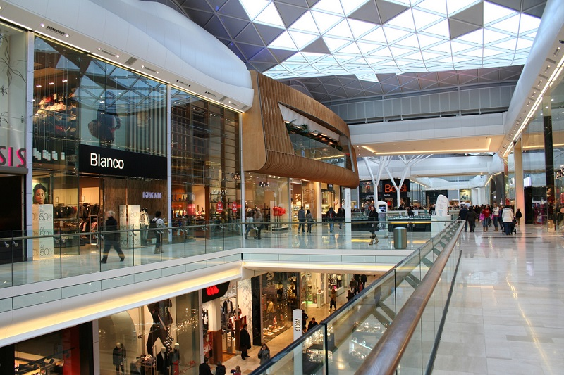 A shopping centre receives a £90 million investment
