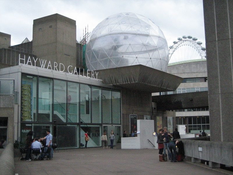 Hayward Gallery Reopens Soon