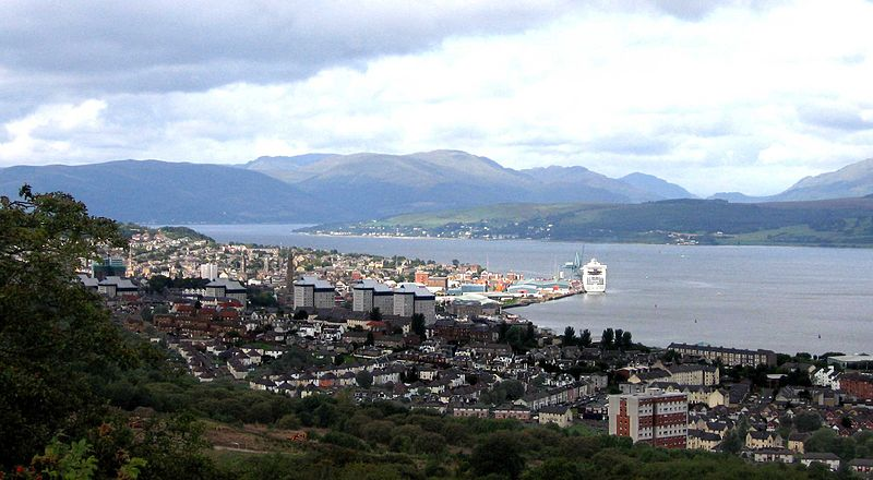 Housing Associations in Greenock Open Local Exhibition