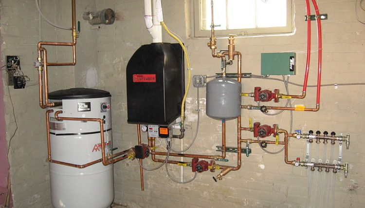 Melville Homes Benefit from New Heating Systems