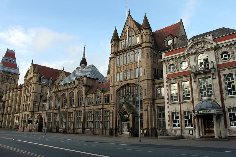 Purcell Wins Manchester Museum Project