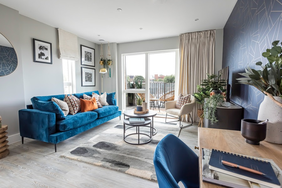FIRST TIME BUYERS MIND THE GAP WITH SHARED OWNERSHIP AT THE SCENE