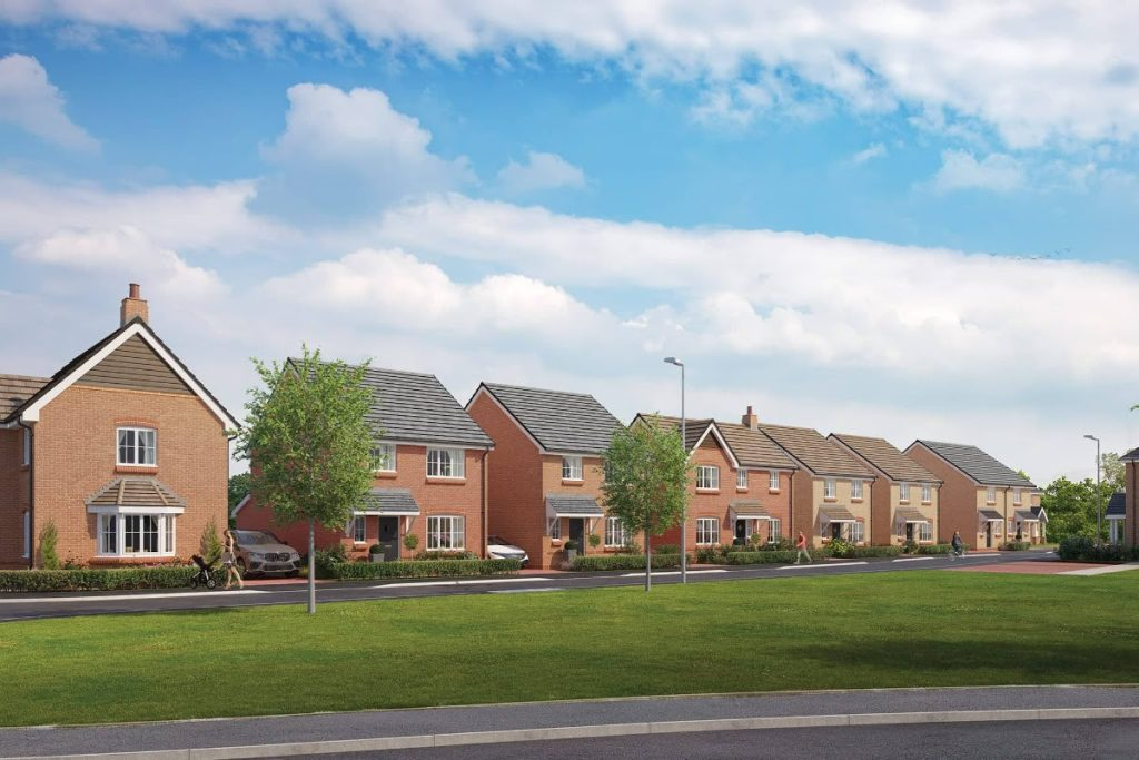 Bellway Homes Oxfordshire