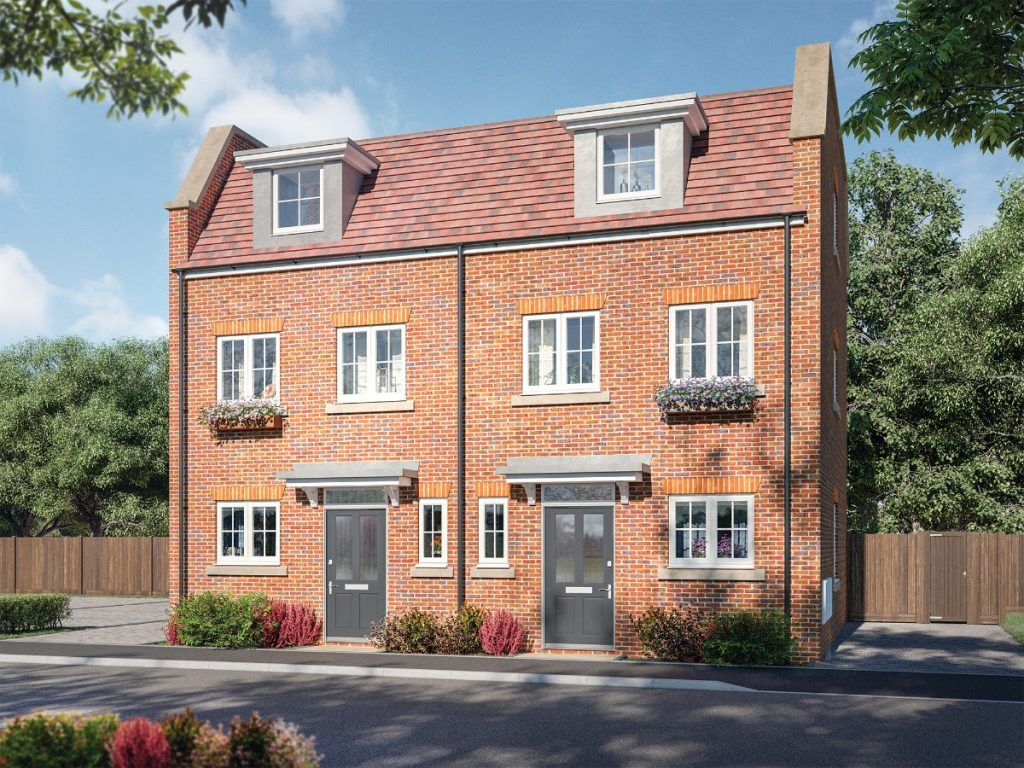 Stunning family homes from Shanly