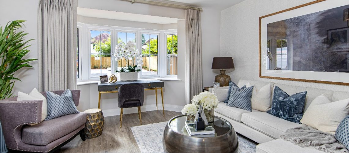 PICTURESQUE SHOW HOME REVEALED AT WOODLEAF GARDENS