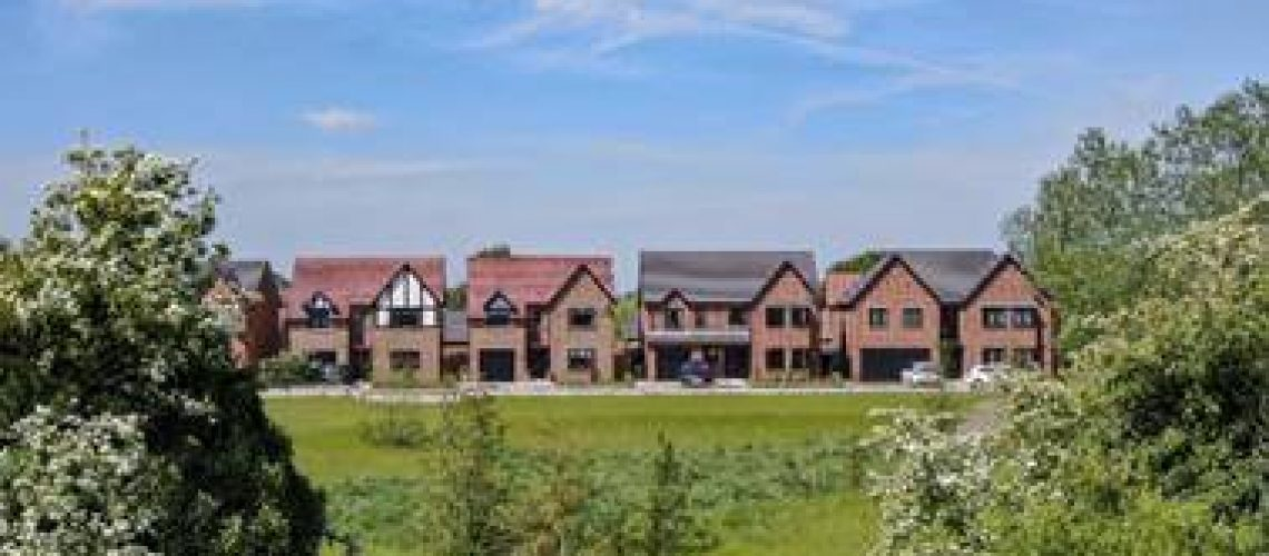 Housebuilder gives unique view of popular housing development in Hurworth