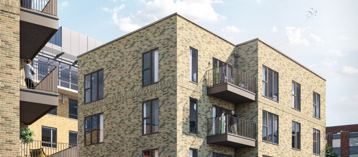 Rosewood's Shared Ownership apartments