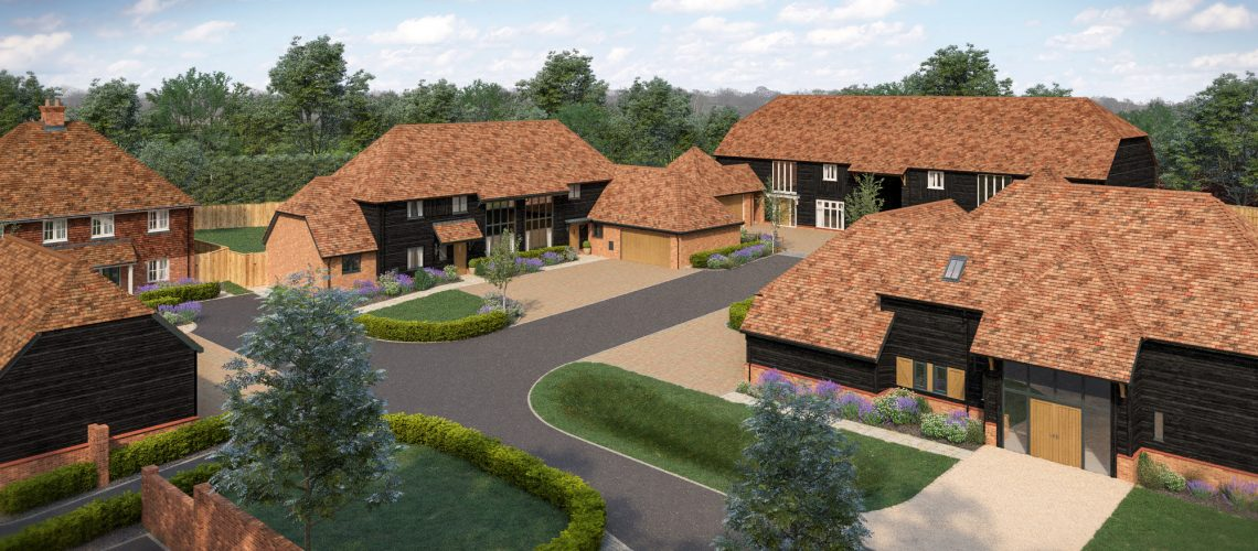 Green living in Brenchley